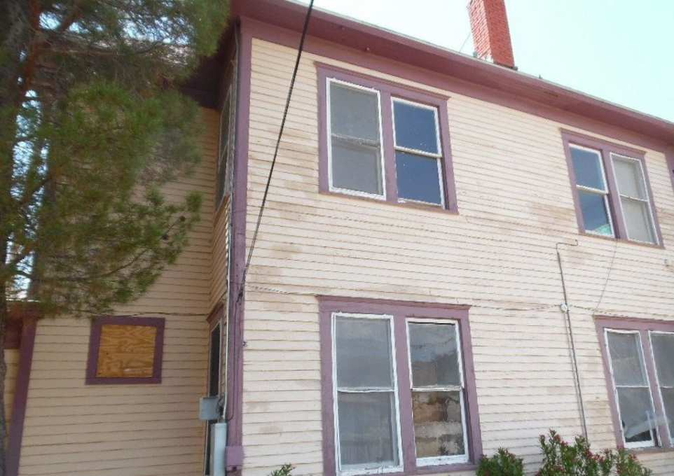 1894 Queen Anne - Alamogordo, NM - Old House Dreams