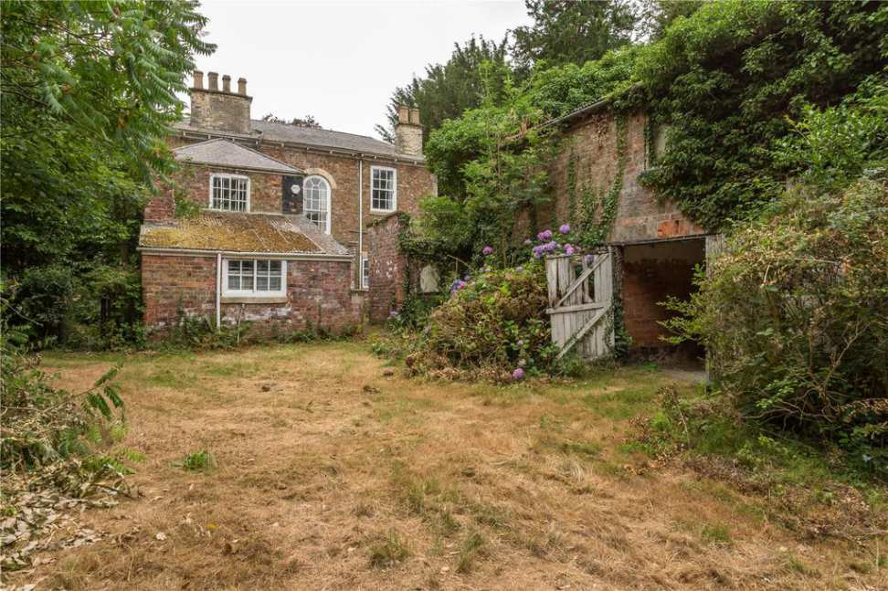 C 1840 Snaith East Yorkshire England Old House Dreams