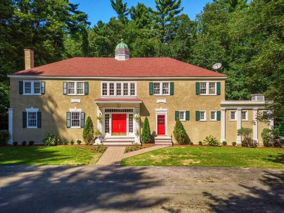 C 1900 Lancaster Ma 649000 Old House Dreams