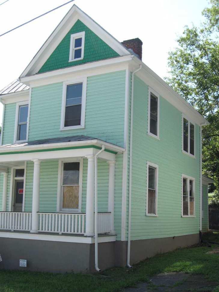 C 1900 Folk Victorian Danville Va 35 000 Old House Dreams