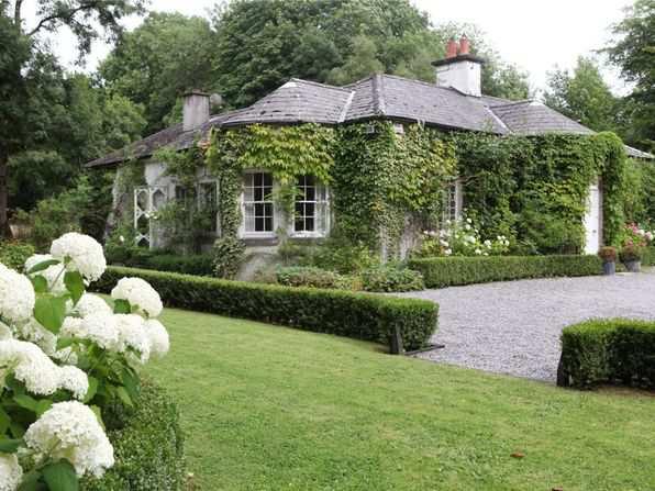 C 1860 Forgney Lodge Ballymahon Ireland Old House Dreams