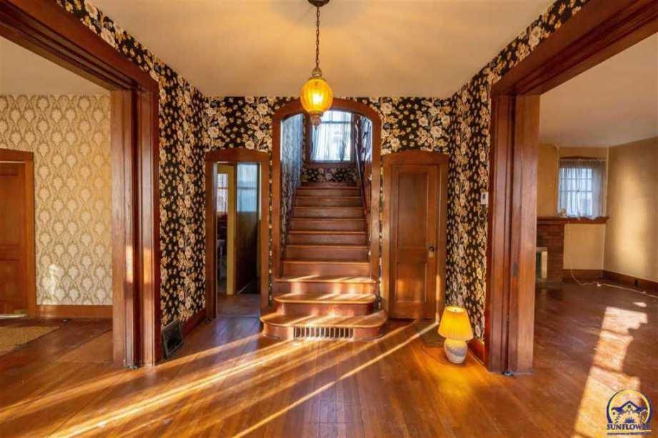 C 1912 Prairie Topeka Ks Old House Dreams