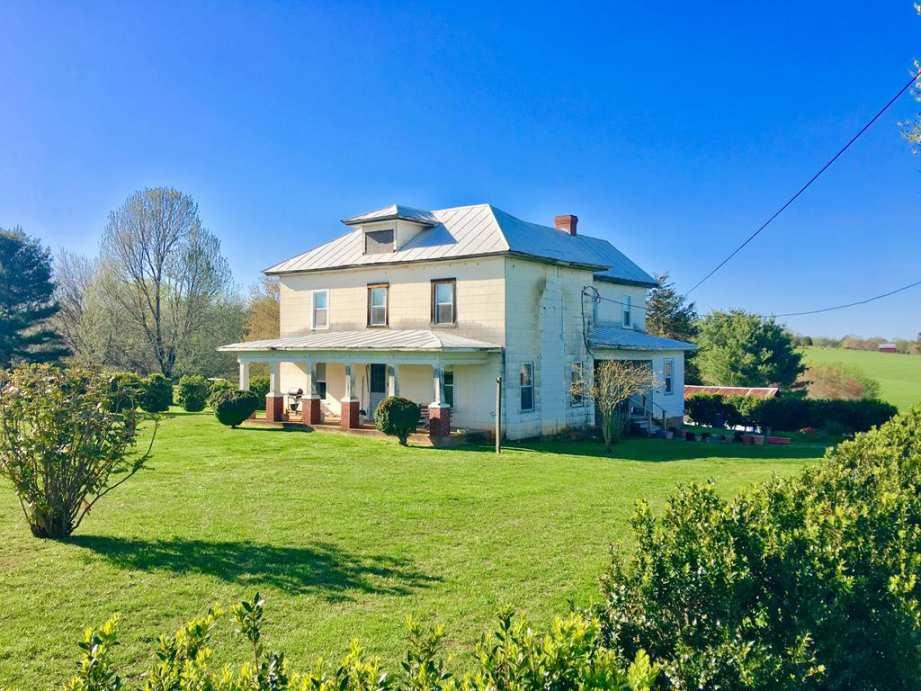 c  1890 - Bassett, VA - Old House Dreams