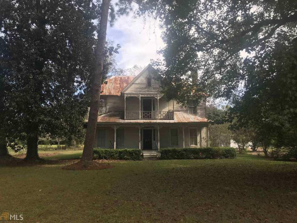 Brooklet Ga Old House Dreams