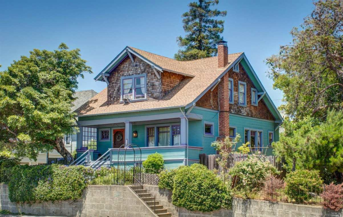 Old Houses for sale in California - Old House Dreams