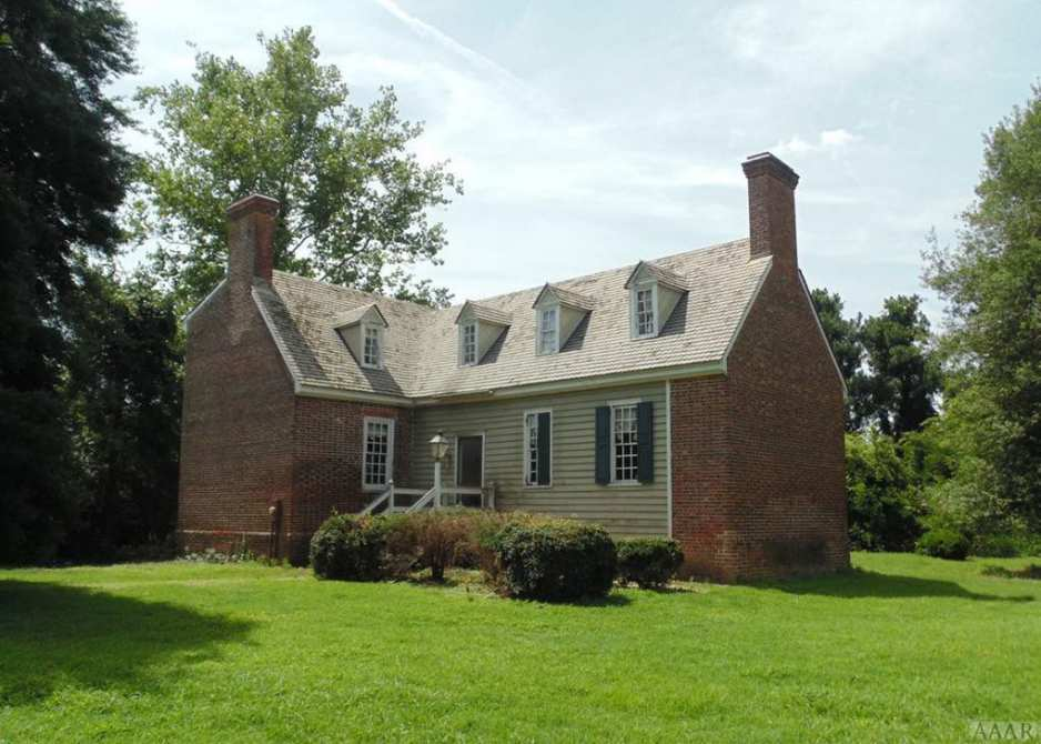 1747 - Rich Square, NC - $295,000 - Old House Dreams