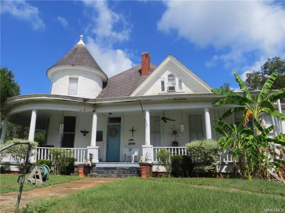 Old Houses for sale in Alabama - Old House Dreams