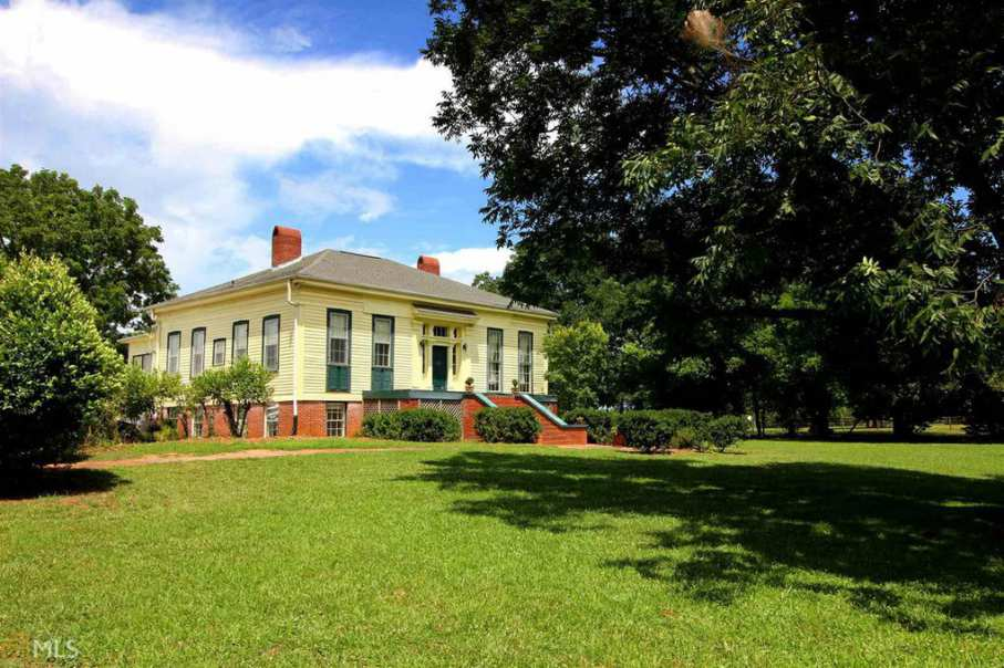 Old Houses for sale in Georgia - Old House Dreams