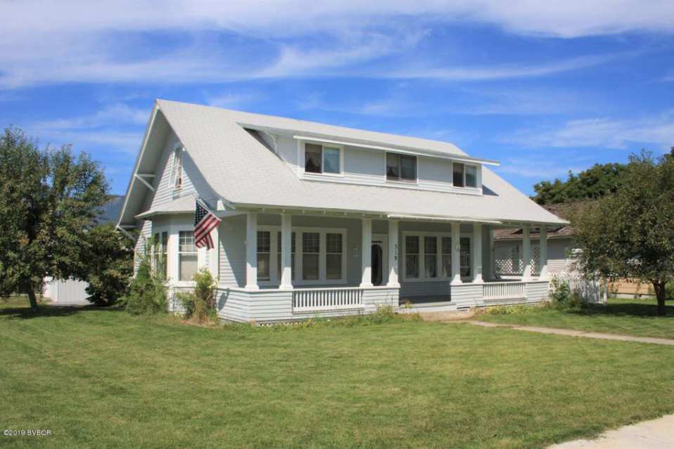 Swell Old Houses For Sale In Montana Old House Dreams Interior Design Ideas Helimdqseriescom