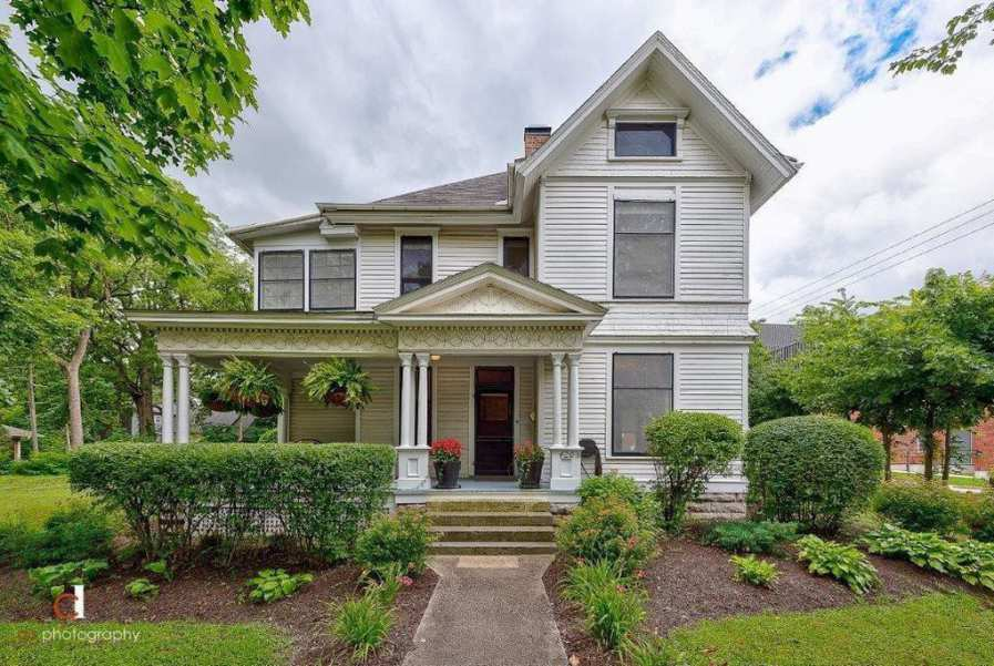 Old Houses for sale in Arkansas - Old House Dreams