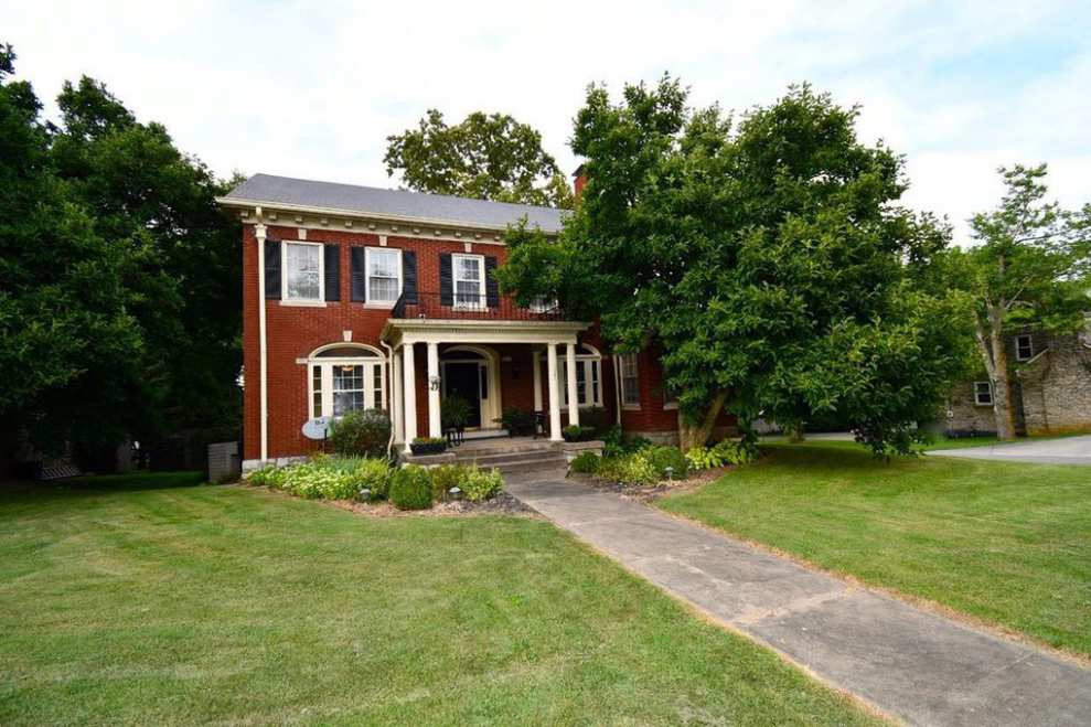 Old Houses for sale in Kentucky - Old House Dreams