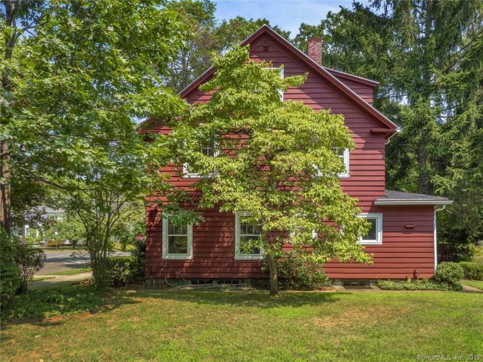 1916 Colonial Revival - New Haven, CT - $475,000 - Old House