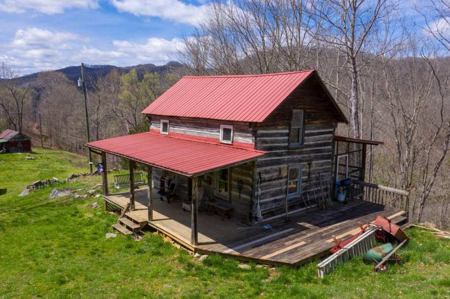 Log Cabin Houses For Sale Old House Dreams